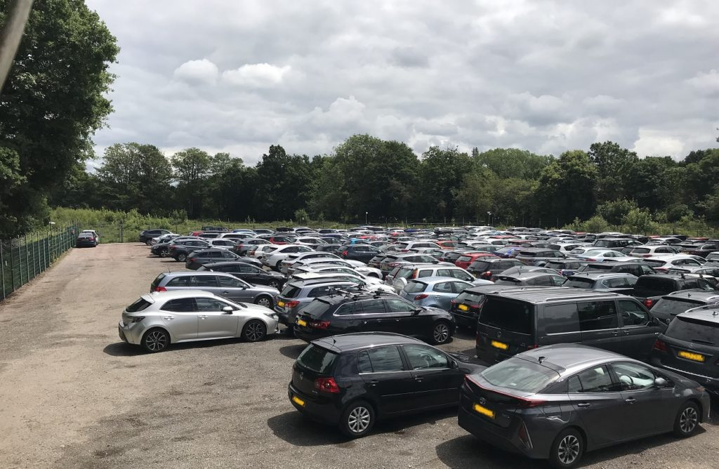 Ace Ariport Parking Secure Car Park