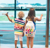 Children Gatwick Airport