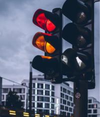 Travel Traffic Light System
